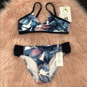 NWT Multi-Color Bikini